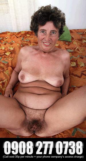 Hairy Granny Sex